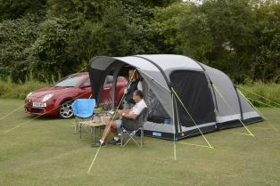 Kakšno velikost šotora izbrati?