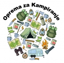 Kamp Oprema