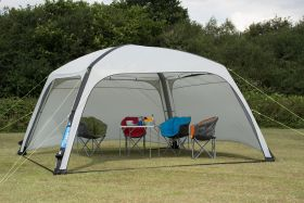 Paviljon Air Shelter 400 s 4 stenami