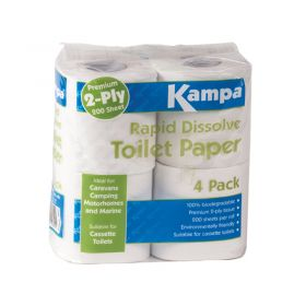 Toaletni Papir Rapid Dissolve