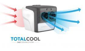 Prenosni Hladilec Zraka TotalCool 3000