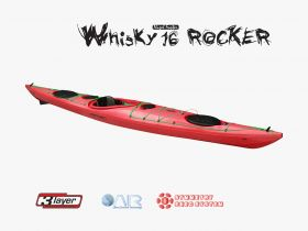 Kajak Whisky 16 Rocker