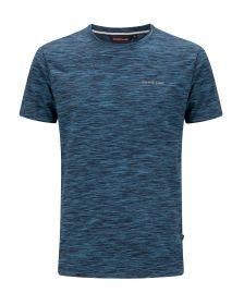 Moška T-shirt Majica Oakhem Mornarsko Modra