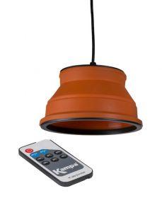 Luč LED Groove Oranžna