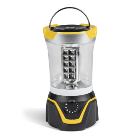 Lučka 30 LED Beacon Rumena