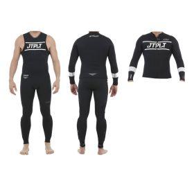 Obleka Neo Matrix Race John & Jacket Črna