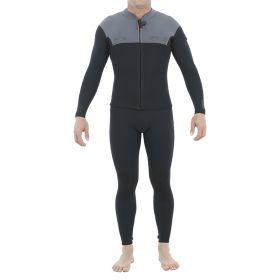 Obleka Neo Venture John & Jacket 2/2mm Siva