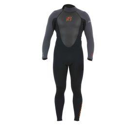 Obleka Neo Otroška Flight Youth 3x2mm Fullsuit  Sivo Črna