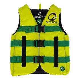 Plavalni Jopič PRO Rental 600D Rumen