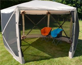 Pop Up Hex Tenda