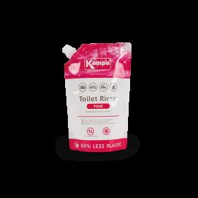 Sanitarna Splakovalna Tekočina Pink Eko 1L