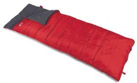 Spalna Vreča Annecy Lux Rdeča