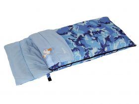 Spalna Vreča Junior 150 Modra