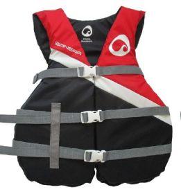 Plavalni Jopič Universal Nylon 50N Rdeč