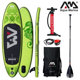 "SUP Breeze 9'0"" z Veslom"