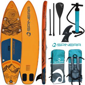 "SUP Light 10´6"" Set Oranžen"