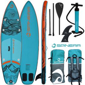 "SUP Light 9´10"" Set Moder"