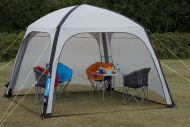 Paviljon AIR Shelter 300 s 4 stenami