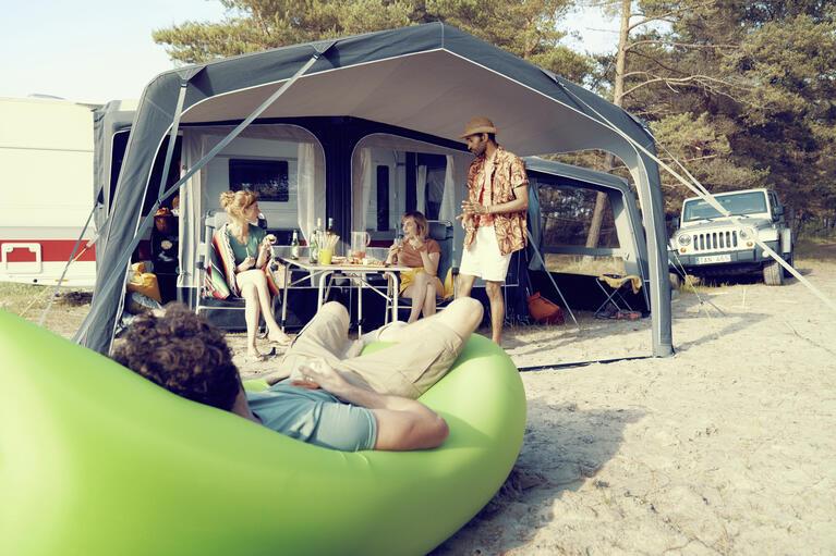 Novosti Kampa Dometic - šotori, predprostori in oprema za kampiranje