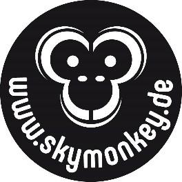 Skymonkey print logo